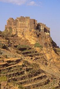 Le village d'Al-Magheb