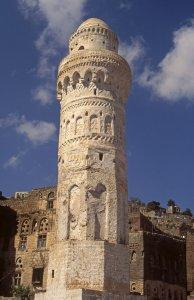 Mosquée à Jibla
