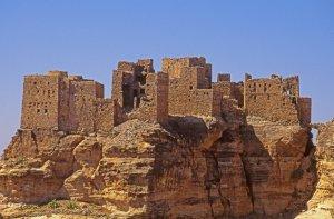 Le village fortifié de Bokour