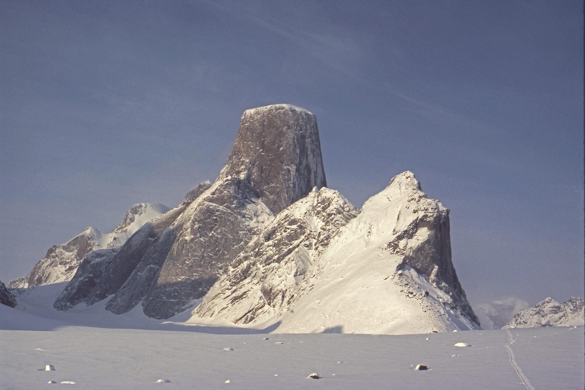 Le Mont Asgard