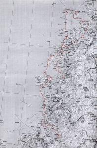 Helgeland - Carte