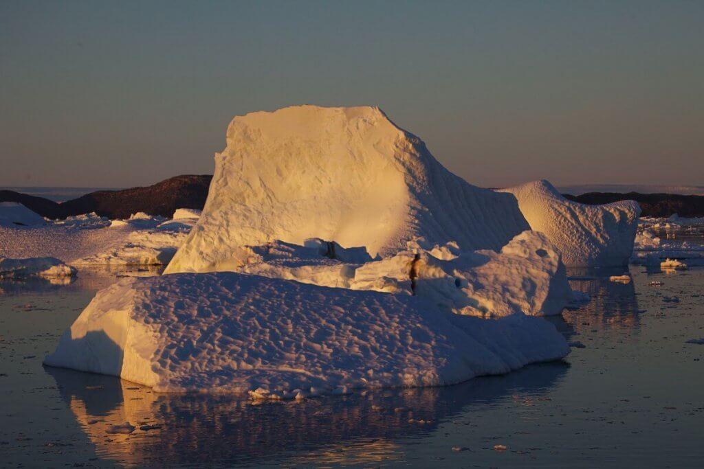 Upernavik-Kullorsuaq 2012 - Soirée sur l'île Björling le 25 août 2012.
