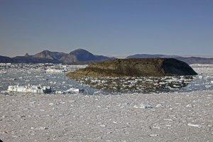 Île Qeqertorssuaq - 4 août 2014.