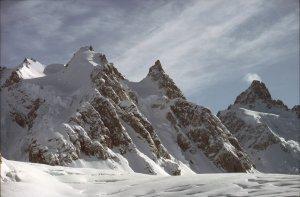 Le massif de Cantabrigia - 20 Avril 1984.