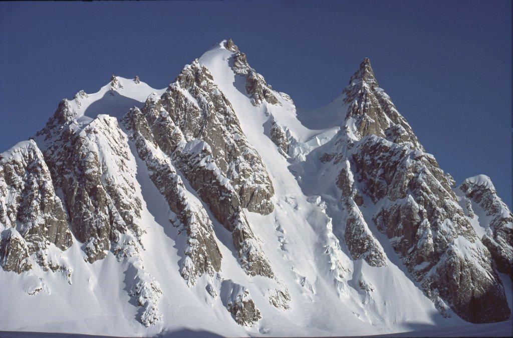 Le sommet de Cantabrigia - 20 Avril 1984.