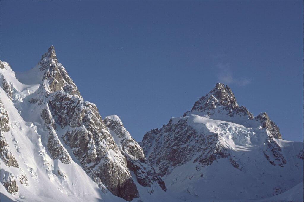 Les sommets de Cantabrigia - 20 Avril 1984.
