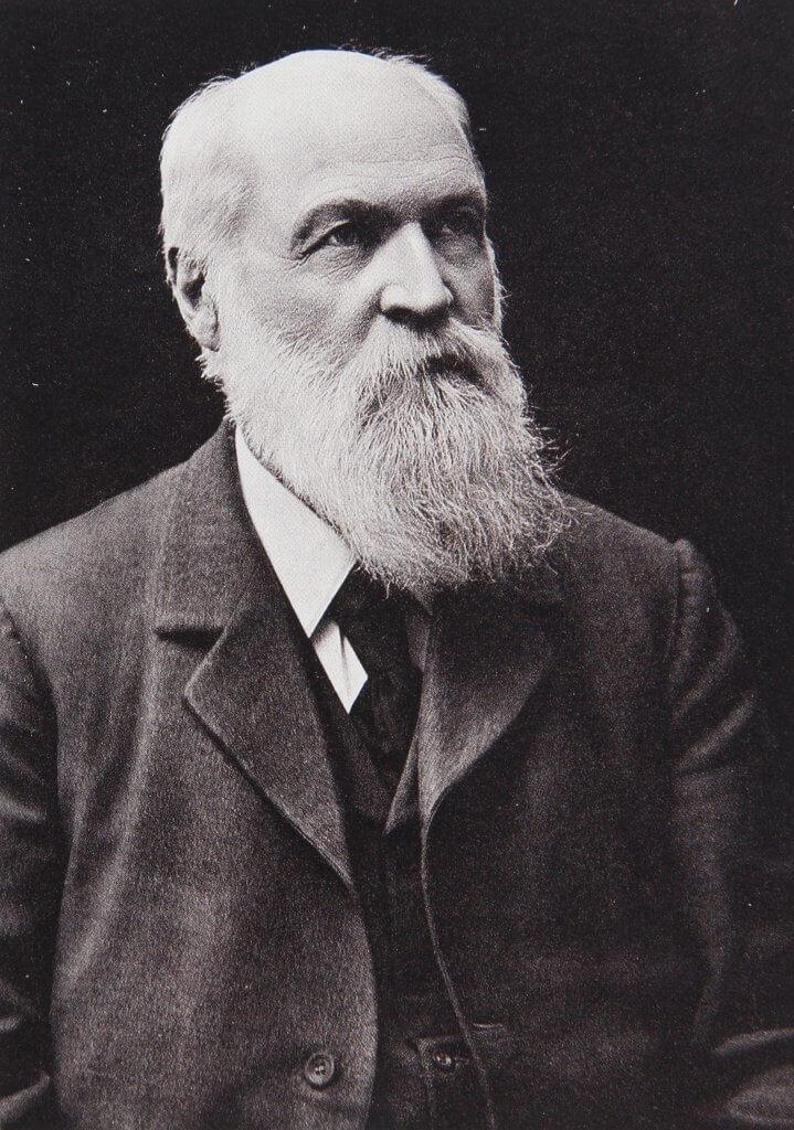 Colin Archer est l'ingénieur norvégien qui a construit le Fram