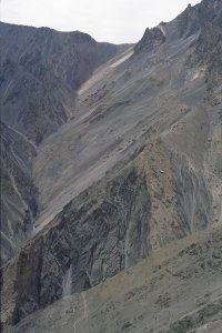 Le Zard-i-Garbin Pass. 19 Juillet 1995.