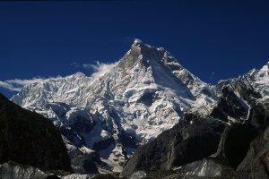 Le Masherbrum (K1, 7821m) - 10 août 1995.