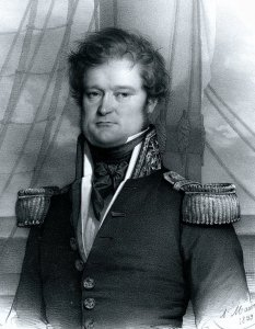 Jules-Sébastien Dumont d'Urville (1790-1842).