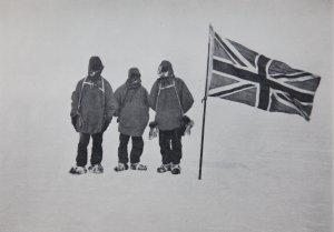 Au point extrême atteint le 9 janvier 1909 à la latitude 88°23'.