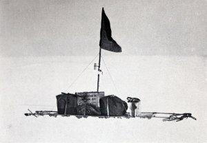 Le dépôt Drygalski.