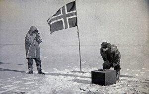 Observations au Pôle Sus - Décembre 1911.